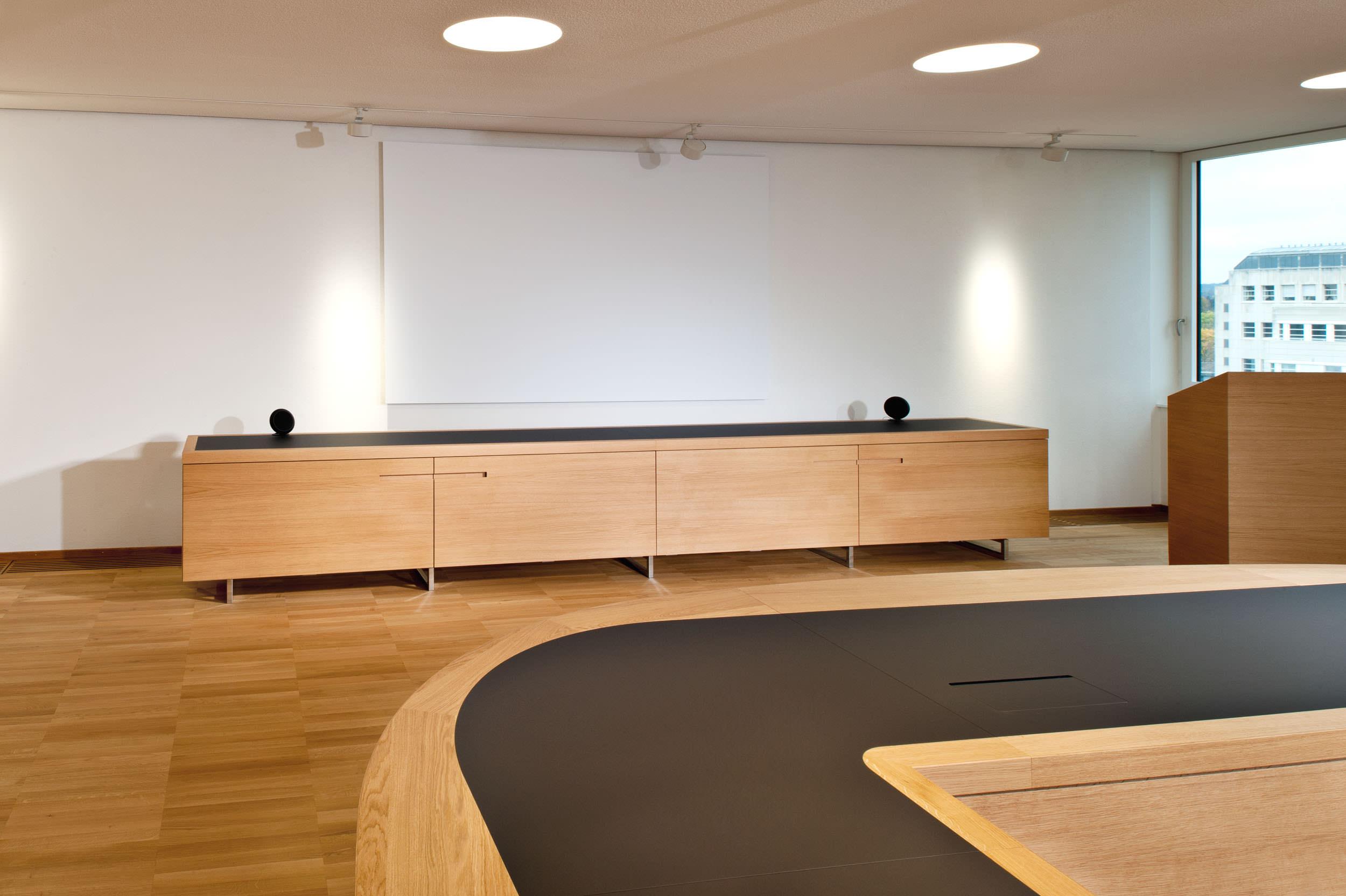 Bersicht zurbuchen ag amlikon objekt raum design for Raum design